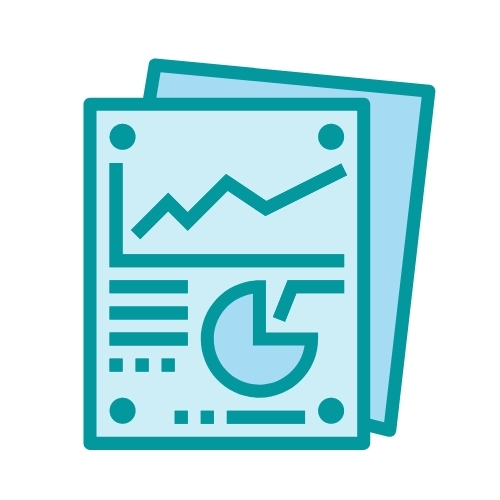 Selling data reports