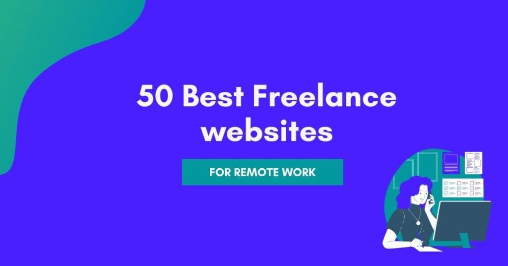 Best freelance websites