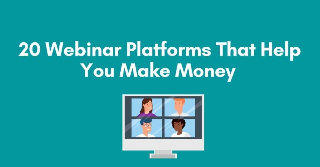 Best Webinar platforms