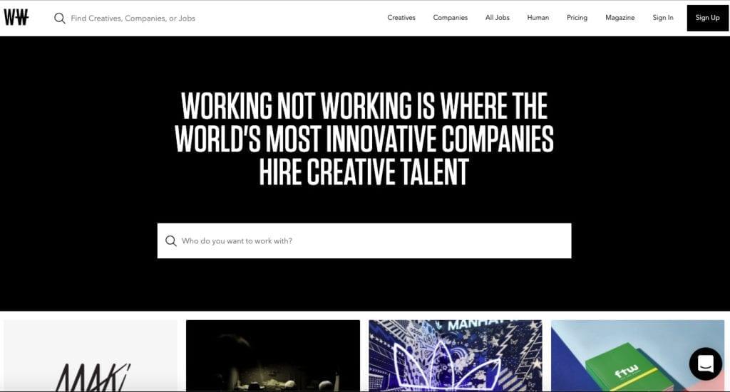Workingnotworking.com
