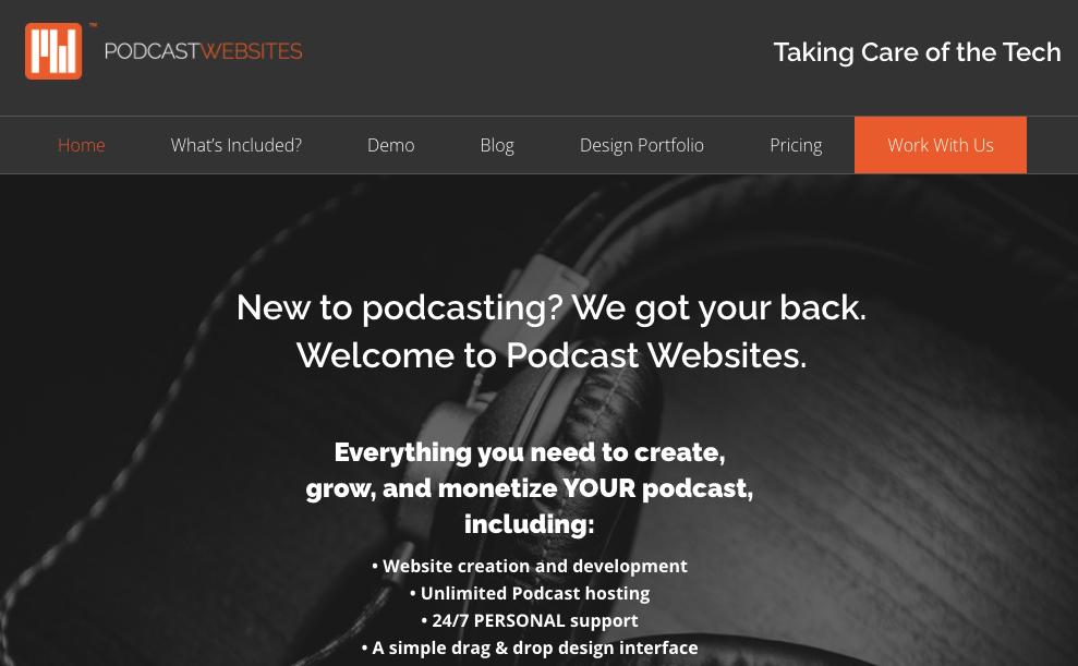 PodcastWebsites