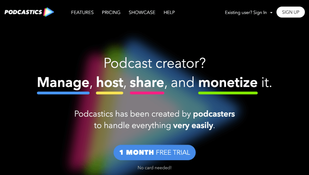 Podcastics